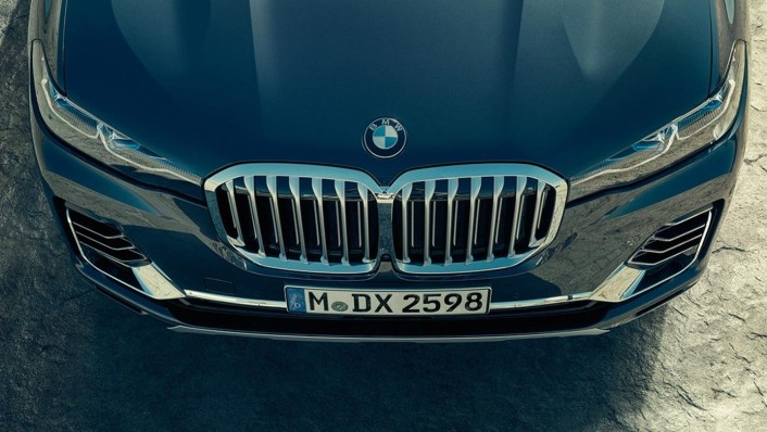 BMW X7 2020 Exterior 007