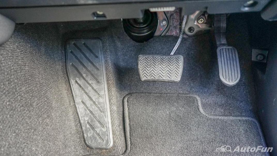 2020 Toyota Fortuner 2.8 Legender 4WD Interior 020
