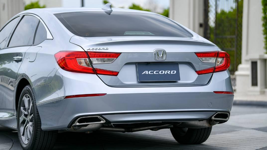 2021 Honda Accord 1.5 Turbo EL Exterior 055