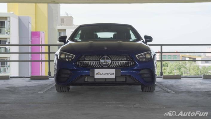 2021 Mercedes-Benz E-Class Cabriolet E 200 AMG Dynamic Exterior 002