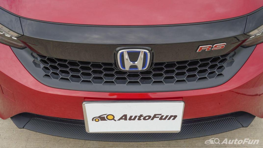2021 Honda City e:HEV RS Exterior 010