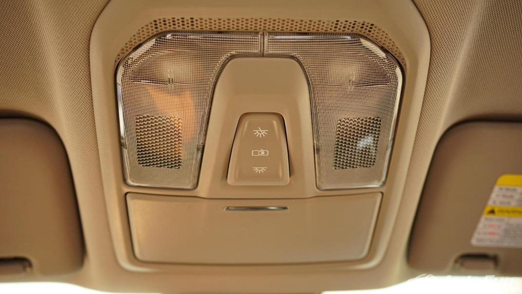 2021 MG Extender Interior 021