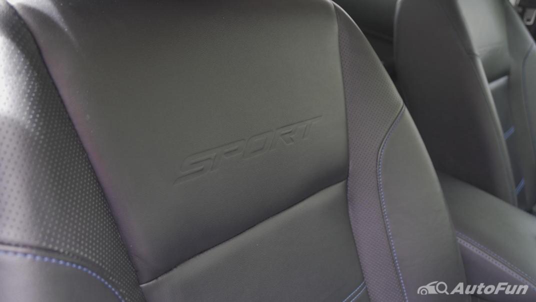 2021 Ford Everest 2.0L Turbo Titanium 4x2 10AT - SPORT Interior 035