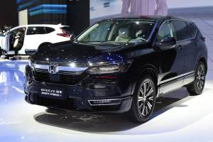 2022 Honda CR-V e:HEV เปิดตัวในจีน เปลี่ยนหน้าใหม่ เริ่มต้น 1.45 ล้านบาท แพงกว่าไทย?