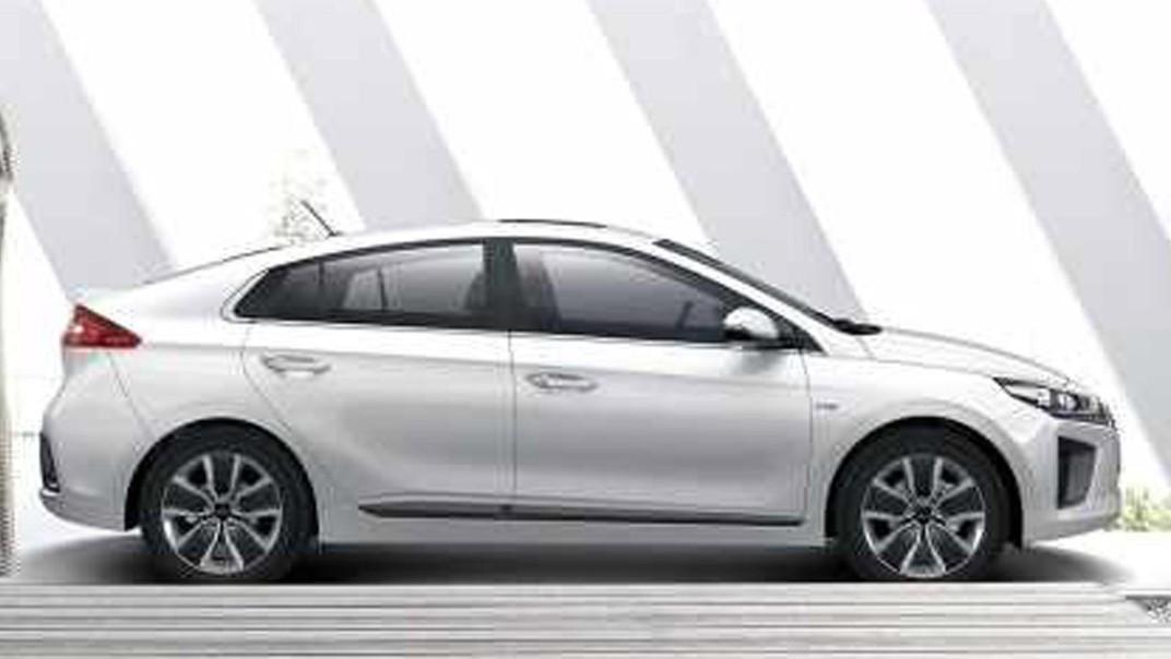 Hyundai Ioniq 2020 Exterior 001