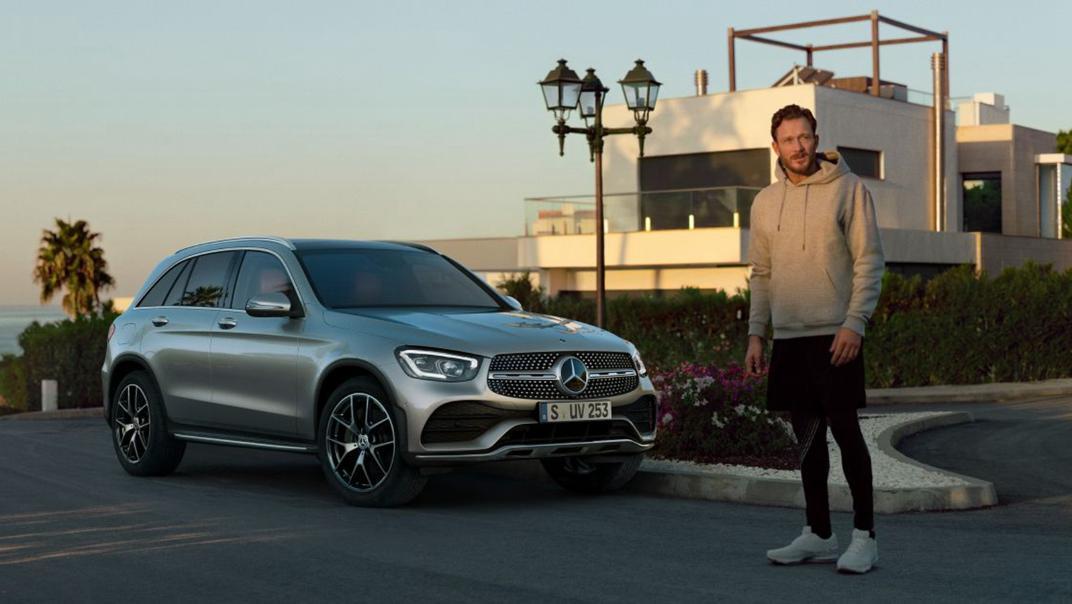Mercedes-Benz GLC-Class 2020 Exterior 006
