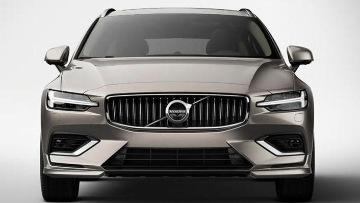 Volvo V60 2020 Exterior 004
