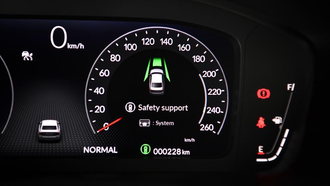 2022 Honda Civic RS Interior 052