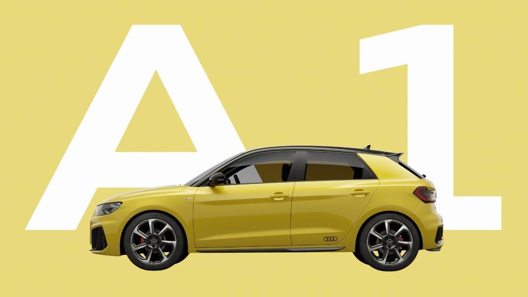 Audi A1 Sportback 2020 Exterior 015