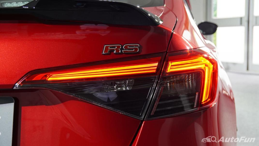 2022 Honda Civic RS Exterior 077