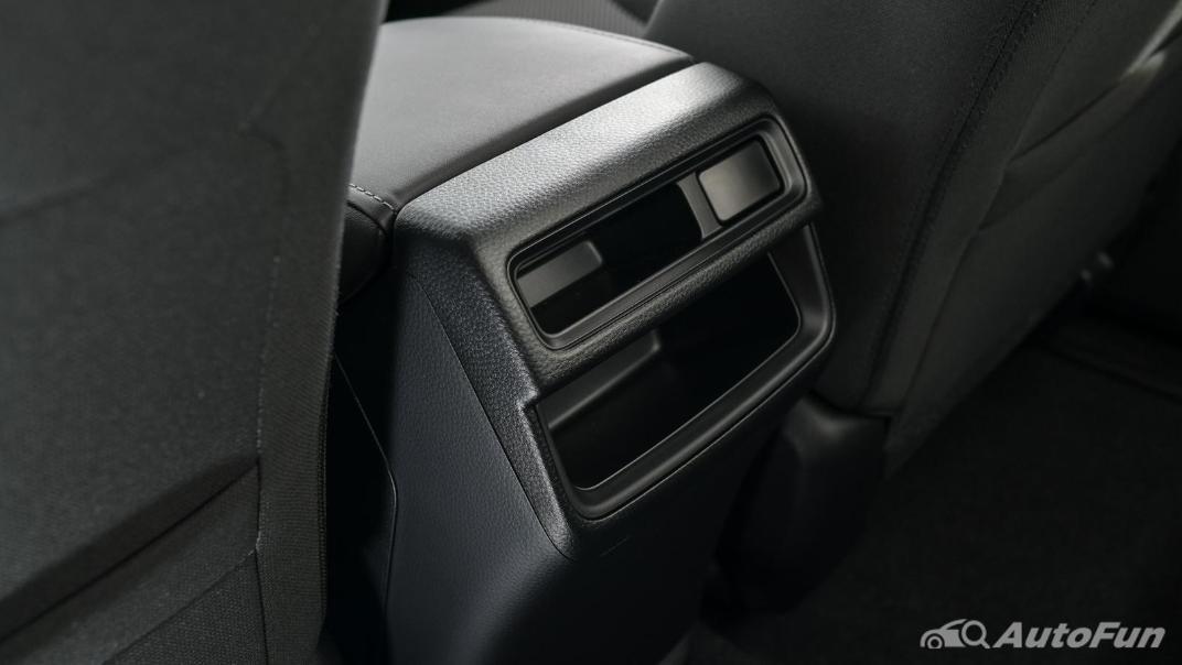 Mazda BT-50 Pro 2021 Interior 096