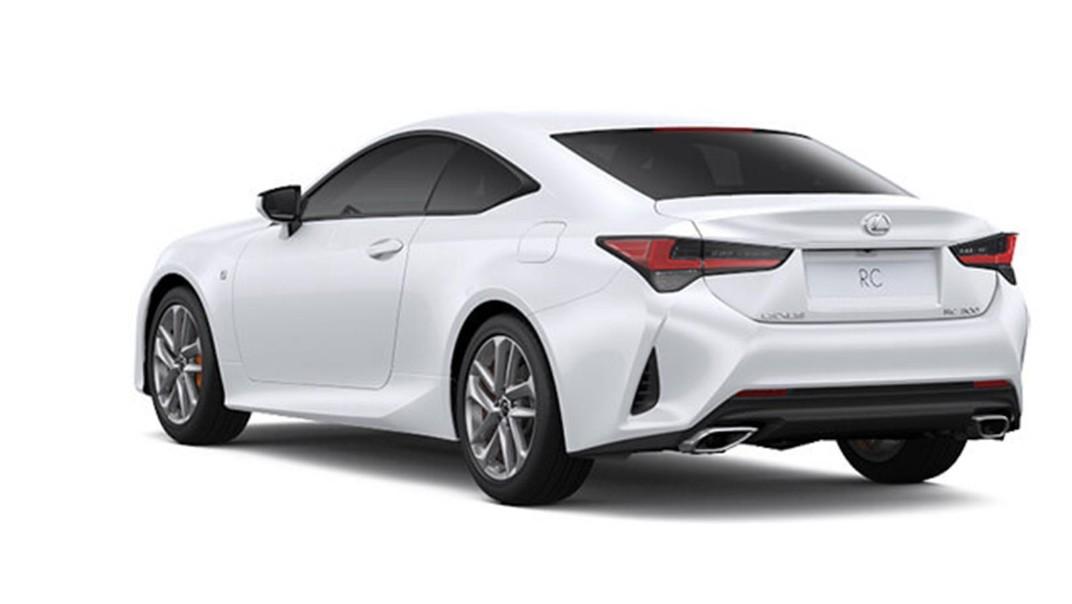 Lexus RC 2020 Exterior 017