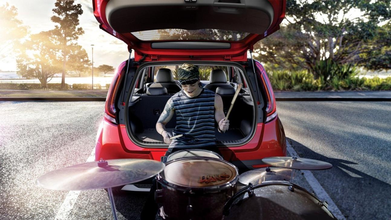 Kia Soul EV 2020 Exterior 013