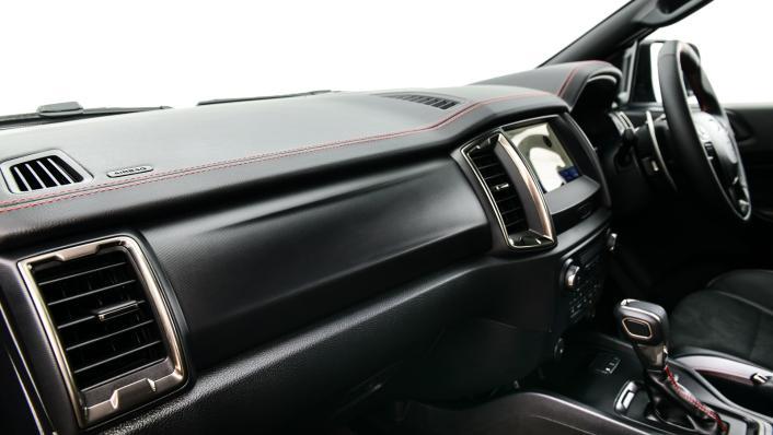 2021 Ford Ranger Raptor X Interior 003