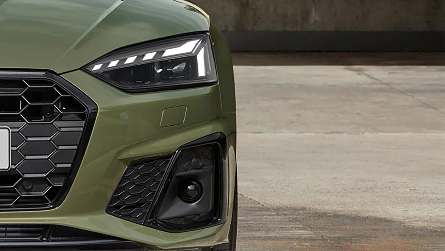 Audi A5 Public 2020 Exterior 002