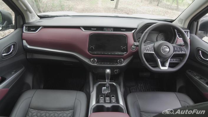 2021 Nissan Terra 2.3 VL 4WD Interior 001