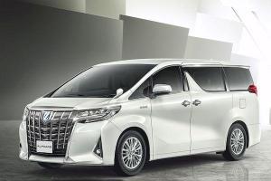 Review: Toyota Alphard รถอเนกประสงค์สุดหรู
