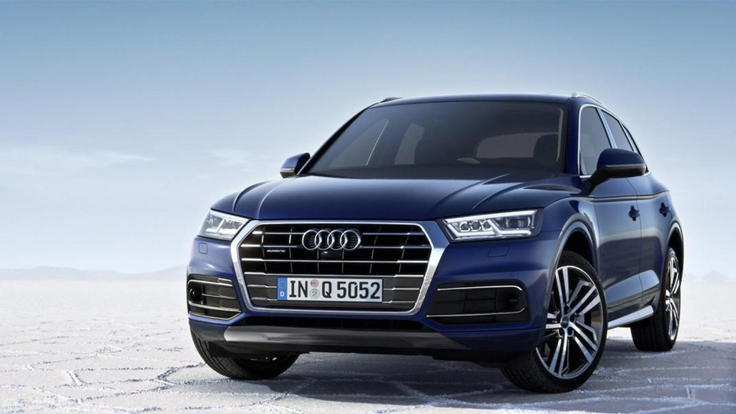 Audi Q5 2020 Exterior 005
