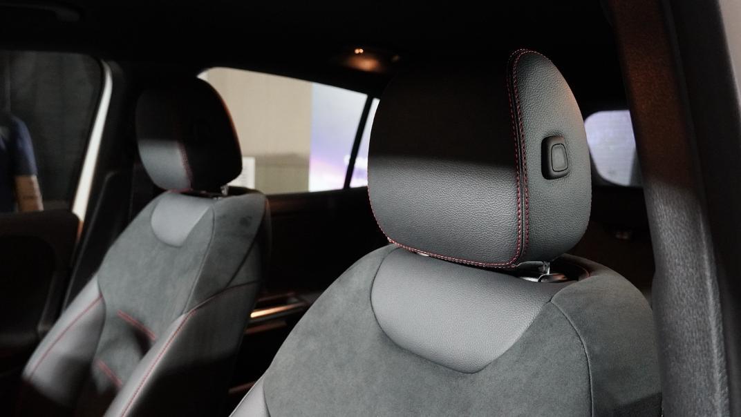 2021 Mercedes-Benz GLA-Class 200 AMG Dynamic Interior 022