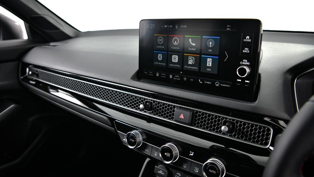 2022 Honda Civic RS Interior 056