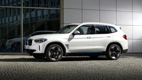 รูปภาพ BMW iX3