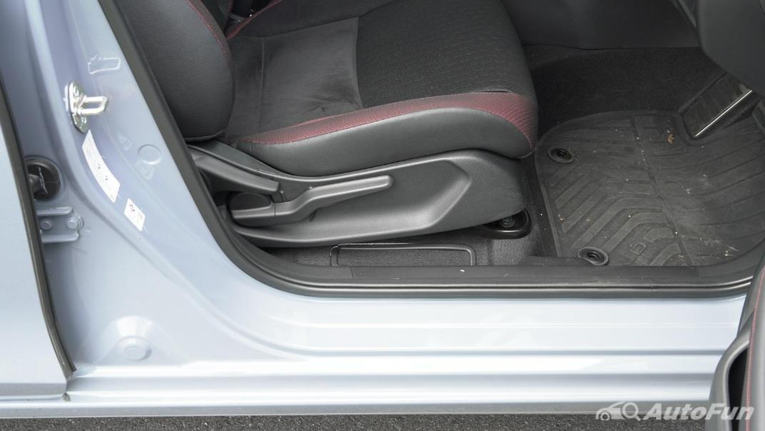 2021 Honda City Hatchback e:HEV RS Interior 029