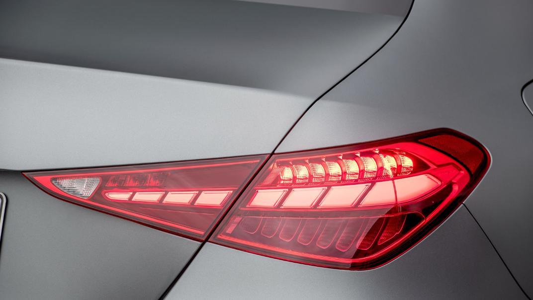 2021 Mercedes-Benz C-Class W206 Upcoming Version Exterior 016