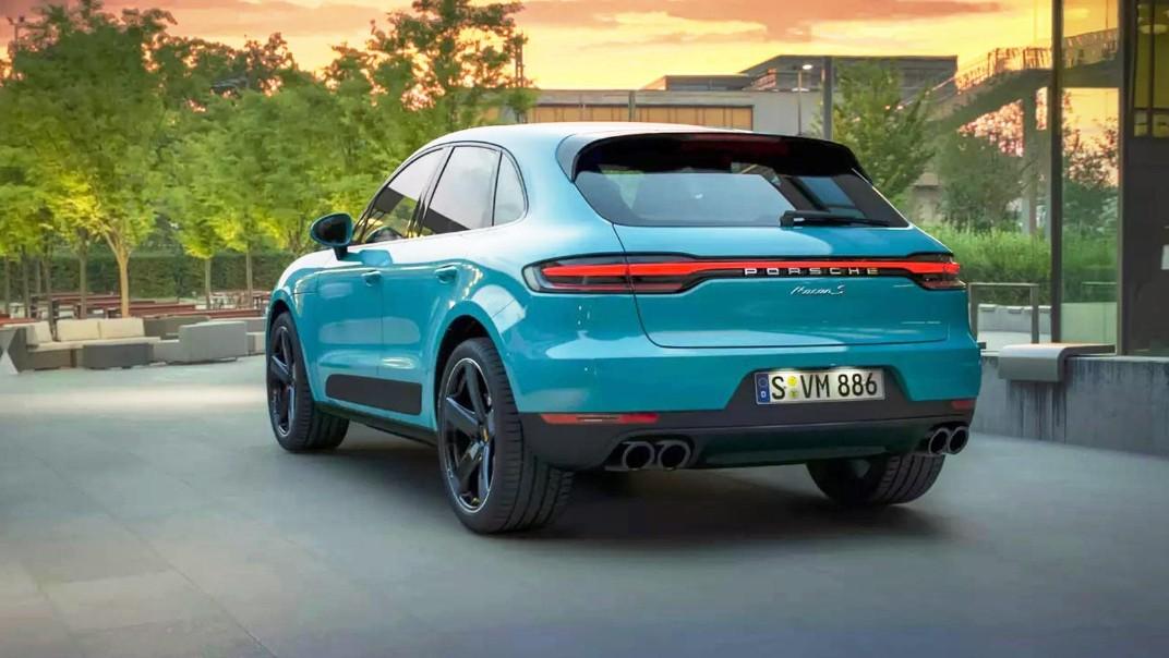 Porsche Macan Public 2020 Exterior 005