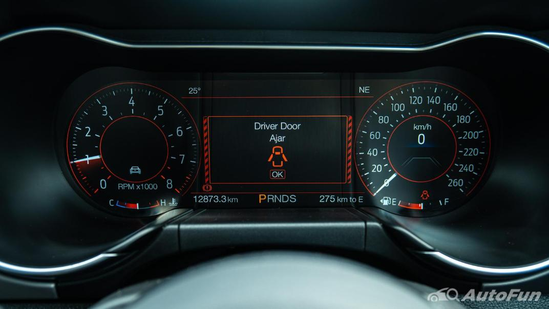 2020 Ford Mustang 5.0L GT Interior 013
