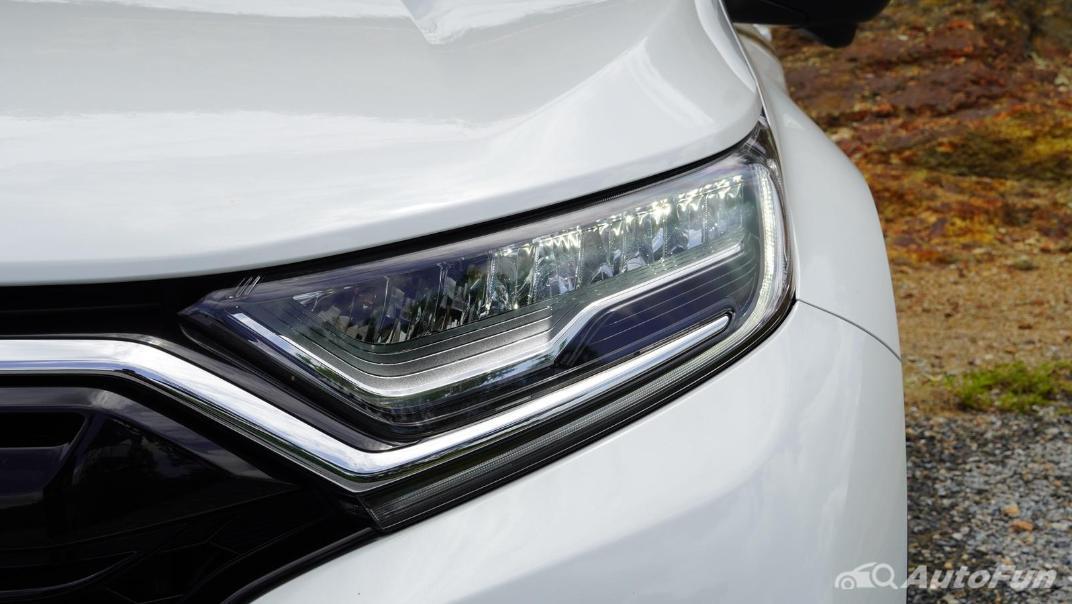 2020 Honda CR-V 2.4 ES 4WD Exterior 012