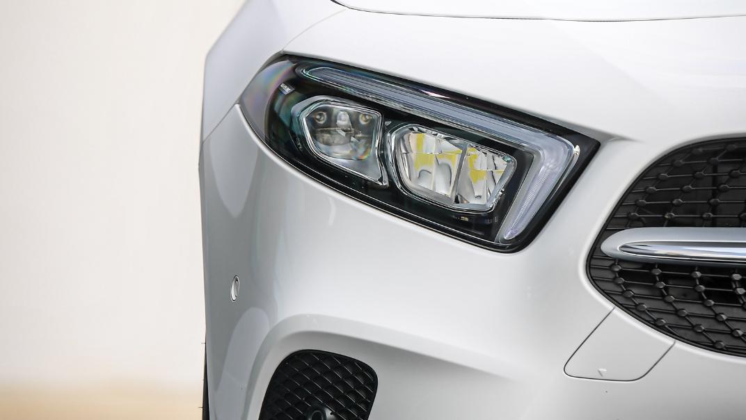 2021 Mercedes-Benz A-Class A 200 Progressive Exterior 007