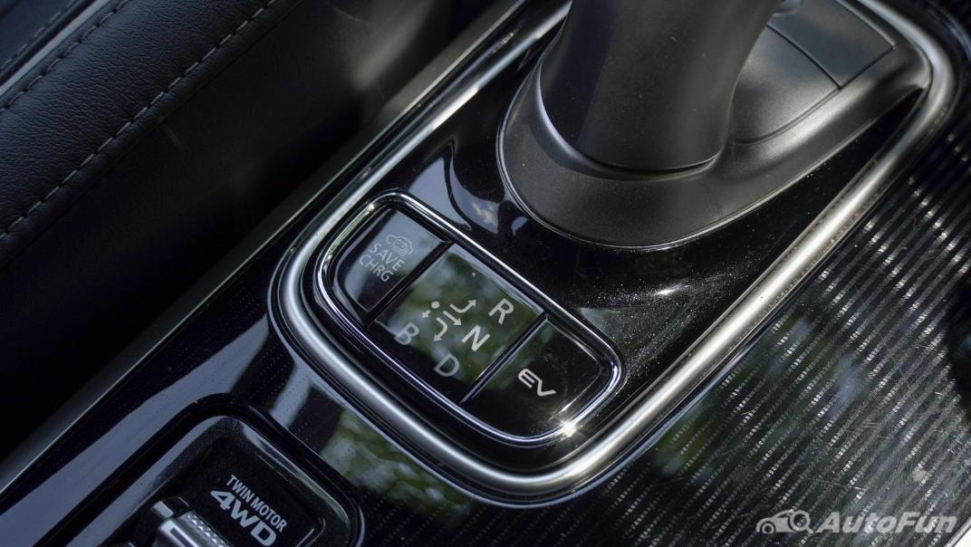 2021 Mitsubishi Outlander PHEV GT-Premium Interior 029