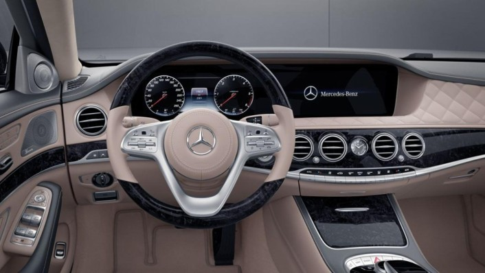 Mercedes-Benz S-Class 2020 Interior 006