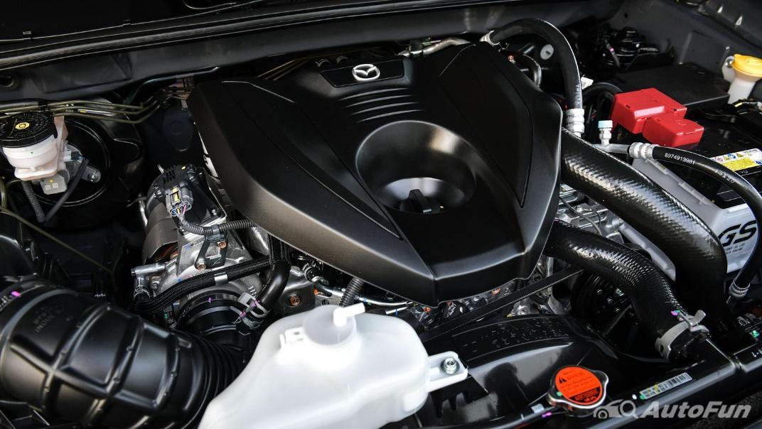 Mazda BT-50 Pro 2021 Others 017