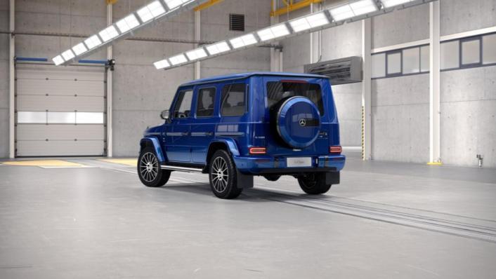 Mercedes-Benz G-Class Public 2020 Exterior 002