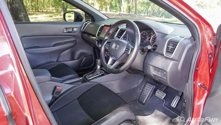 2020 Honda City 1.0 RS Interior 002
