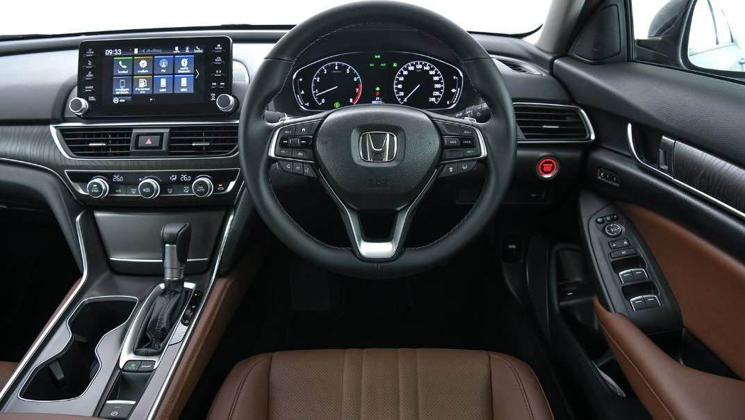 2021 Honda Accord 1.5 Turbo EL Interior 075