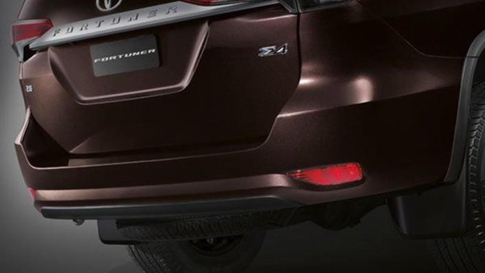 Toyota Fortuner 2020 Exterior 008