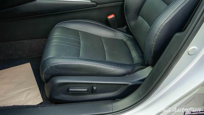 2020 Honda Accord 1.5 Turbo EL Interior 001
