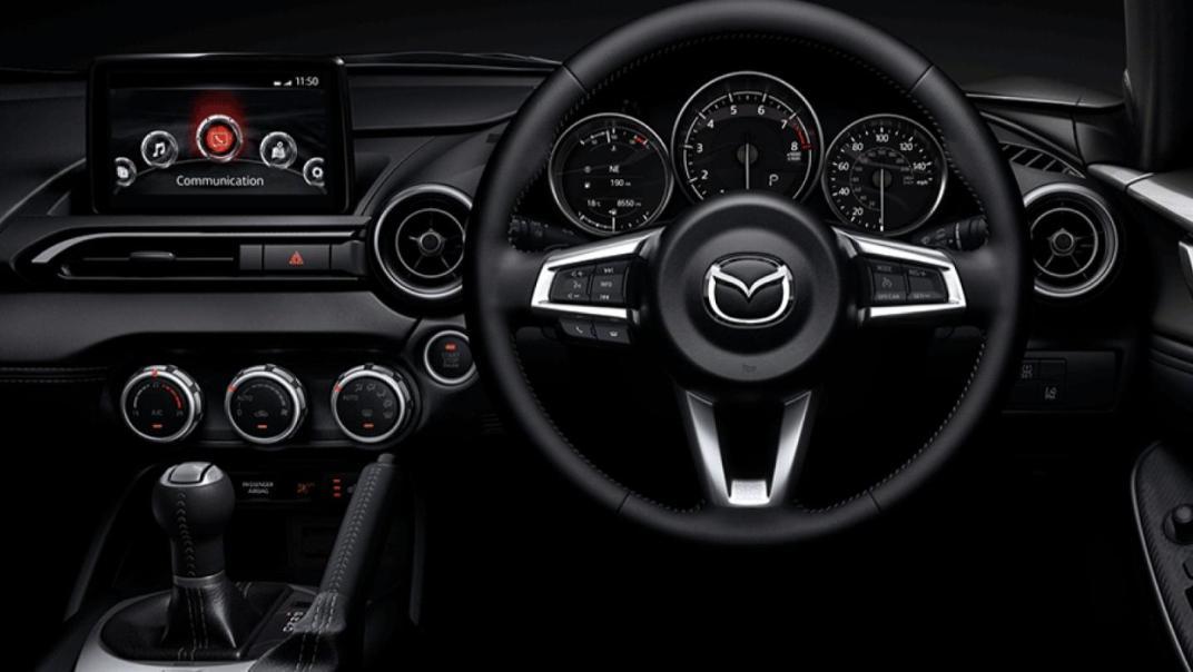 Mazda MX-5 2020 Interior 001