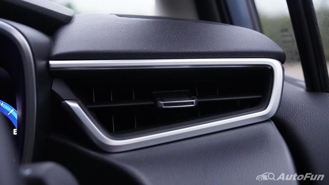 2021 Toyota Corolla Altis 1.8 Sport Interior 014