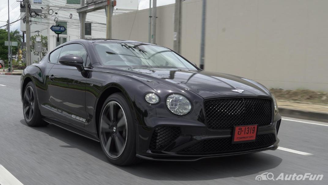 2020 Bentley Continental-GT 4.0 V8 Exterior 057