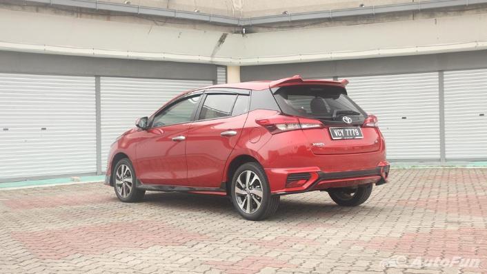 Toyota Yaris 2020 Exterior 007