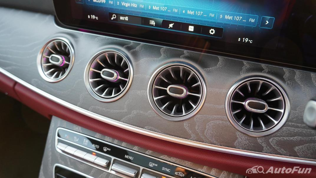 2021 Mercedes-Benz CLS 220 d AMG Premium Interior 026