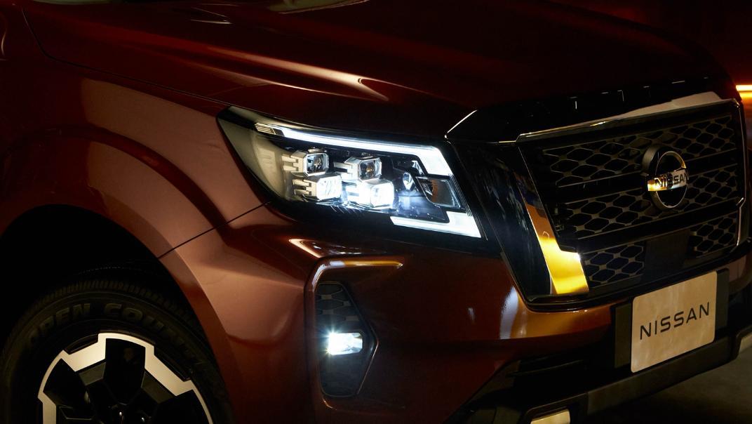 2021 Nissan Navara Double Cab 2.3 4WD VL 7AT Exterior 079