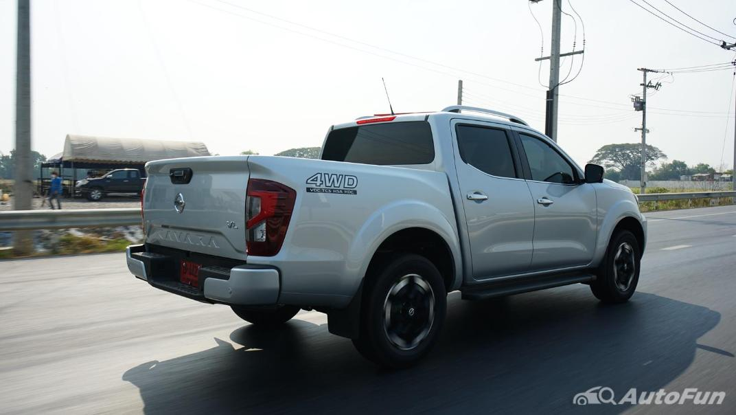 2021 Nissan Navara Double Cab 2.3 4WD VL 7AT Exterior 021