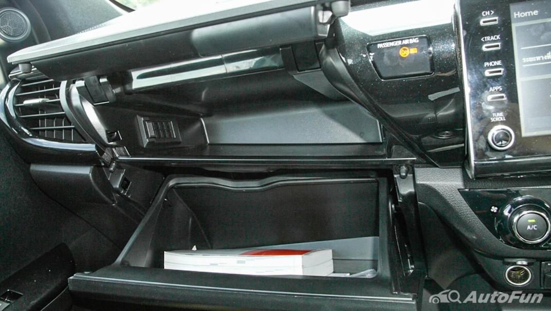 2020 Toyota Hilux Revo Double Cab 4x4 2.8High AT Interior 025