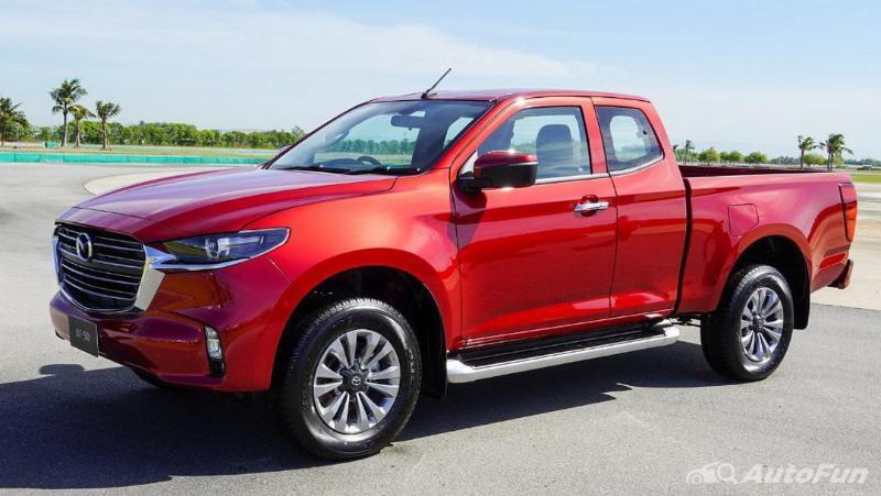 2021 Mazda BT-50 ดีพอไหมชิงที่ 3 ท้าชน Mitsubishi Triton, Nissan Navara และ Ford Ranger 02