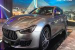 เปิดตัวพร้อมชมคันจริง 2021 Maserati Ghibli Hybrid ลูกผสมคันแรกค่ายตรีศูล ค่าตัว 5.99 ล้านบาท