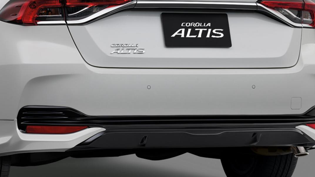 Toyota Corolla Altis 2021 Exterior 014